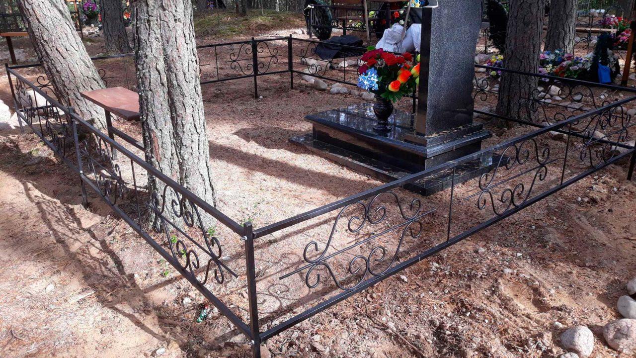Как лучше обустроить могилу
