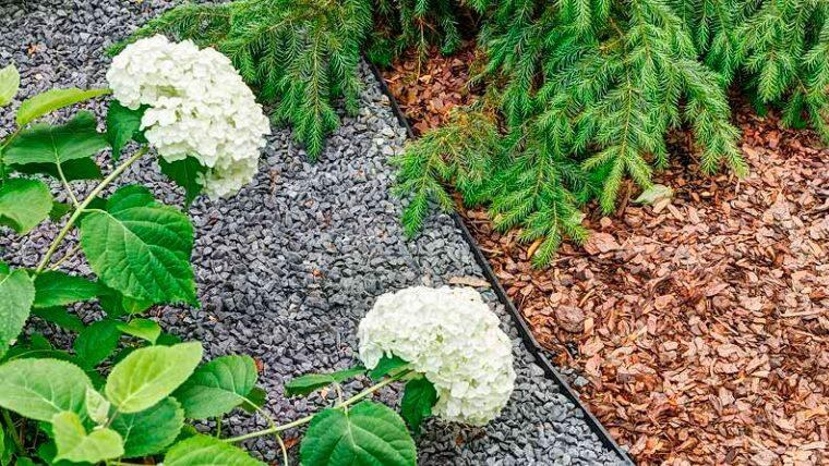 геопластборд, пластиковый бордюр для садовых дорожек и клумб, садовый пластиковый бордюр для приствольного круга деревьев63