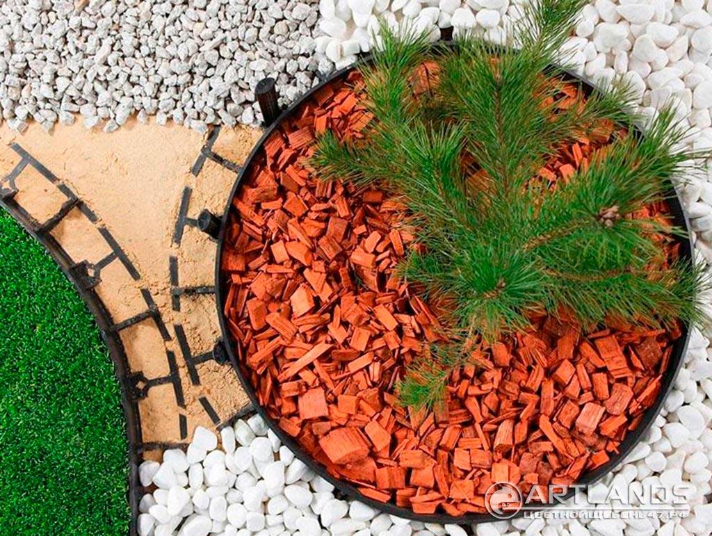 геопластборд, пластиковый бордюр для садовых дорожек и клумб, садовый пластиковый бордюр, бордюр для тратуарной плитки купить 111