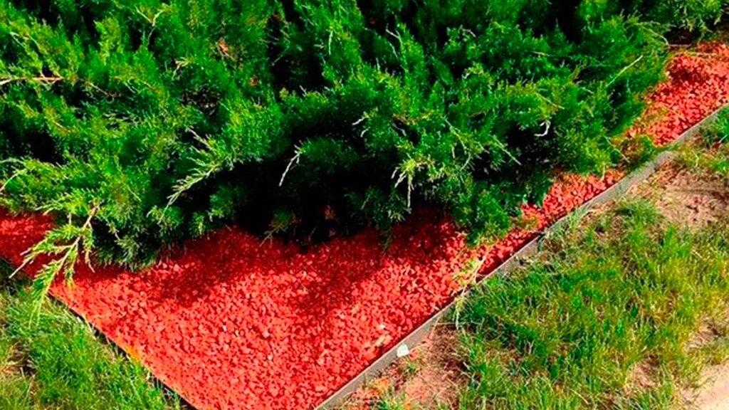 цветной декоративный щебень купить в спб, как украсить клумбу, идеи для сада и огорода своими руками фото, декоративная крошка, в 291